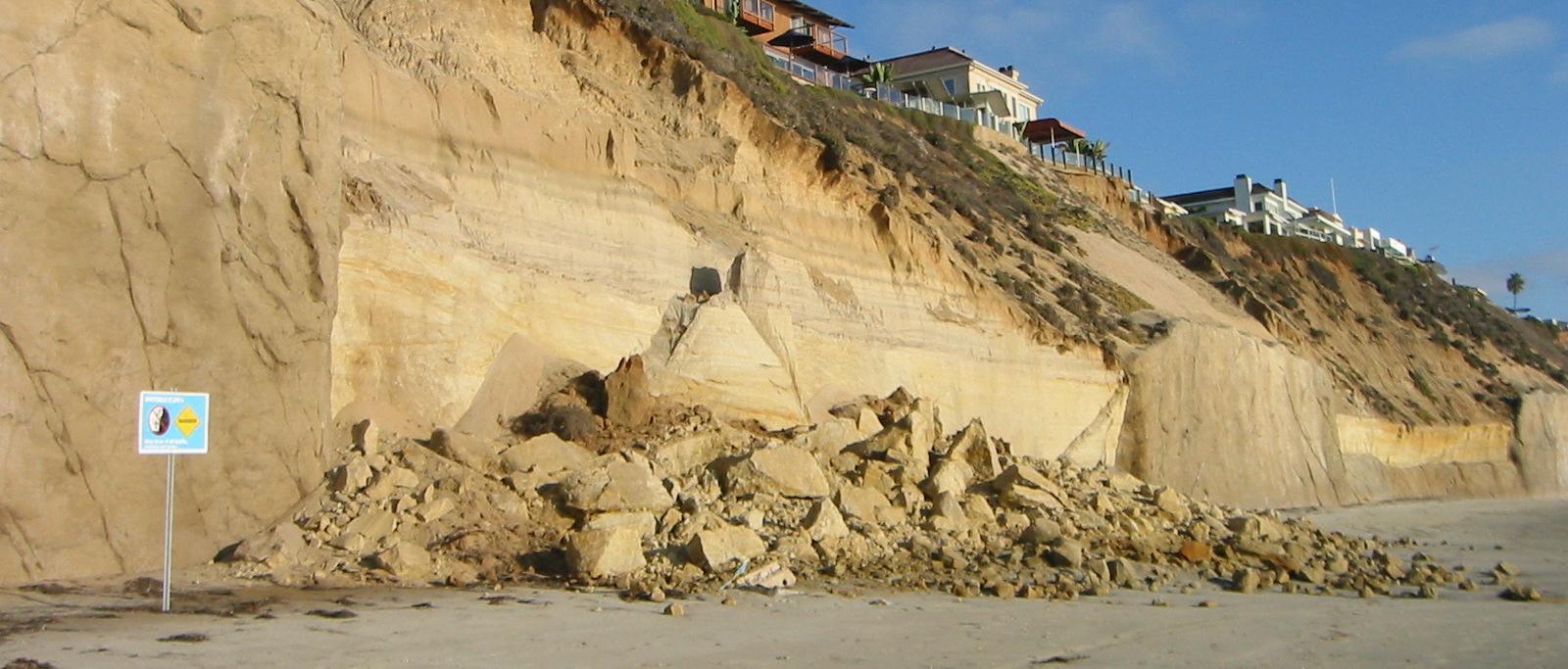 side-cliff-failure